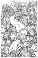Masters of the Universe by Kevin-Sharpe