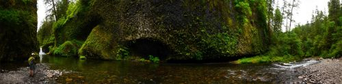 Punchbowl Falls 2011-06-23 by eRality