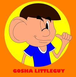 Gosha Littleguy by Yarkov
