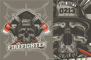 firefighter by Daver2002ua