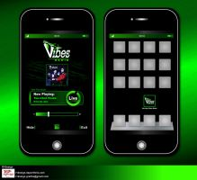 C-9- Vibes Mob App by R1Design