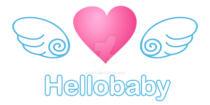 Hellobaby Watermark by admx