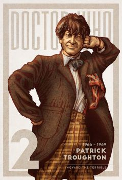 Doctor Who #2 by IngvardtheTerrible