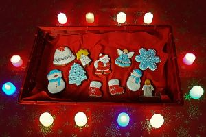 Christmas gingerbread cookies by GingerbreadFairy