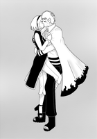 Lifetime of kisses -Marriage- by General-Link
