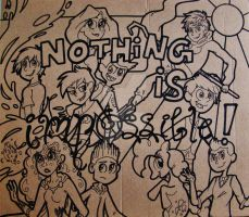 Nothing Is Impossible by PhintasticParu