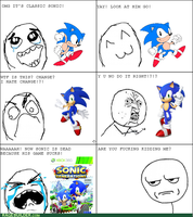 The Classic Sonic Fantard in a Nutshell... by classicsonicawesome
