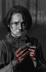 Valar Morghulis by arseniic