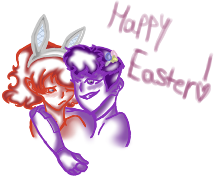 (VLD) Sheith // Happy Easter 2018! by KrampusChild