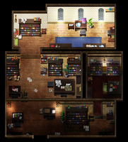 Government Office by KingsCourtGames