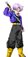Mirai Trunks by ChronoFz