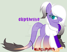 ~clipthrine~{fusion request} by TheClipArtist