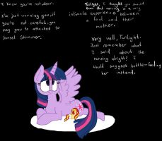 But I see her as a daughter...and she needs me by ShonataBeata