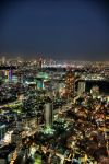 Tokyo night lights by Keith-Killer