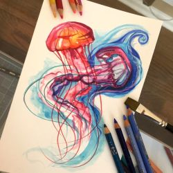 184- Jellyfish by Lucky978