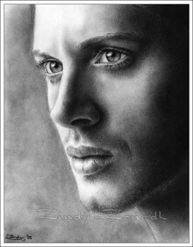 Jensen Ackles lll by Zindy