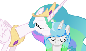 i love you mum by CloudyPonyArtists