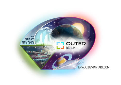 Outer Realm Logo by TechTalkPony