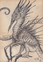 ungulate aceo by thedancingemu