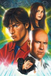 Smallville Trio by vividfury
