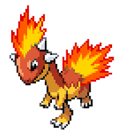 Pyraptor sprite by Mike-Obee-Lay