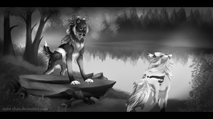 .:WoLF:. Strike A Deal by Nafsi-chan