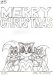 25 Pictures Of Christmas 25 Merry Christmas by Megamink1997