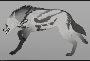 Wolf character AUCTION - Closed by som2-0