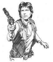 Han Solo by ssava