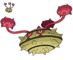 Pokemon 5G Shiny Ferrothorn