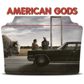 American Gods 1 by rest-in-torment
