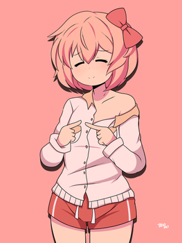 Happy Cinnamon Roll by Tkeio