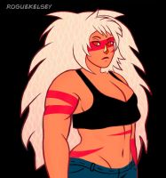 Oh Look, Another Jasper by ROGUEKELSEY