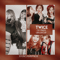 [PNG PACK #74] TWICE by fairyixing