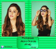 Photopack De Ariana Grande HQ Nuevo Photoshoop by Anndy-Editions21