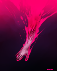 This is an arm by blackRAVENsong