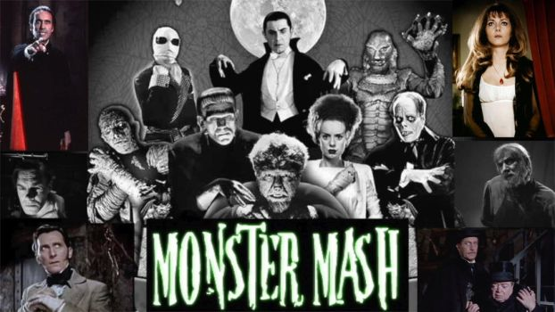 Monster Mash by RoyPrince