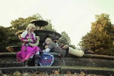 The Legend of Zelda - Song of the Goddess by Another-Rose