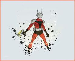 ANT-MAN by Toks-S