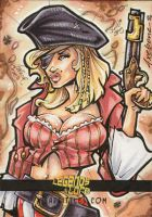 Mary Read... female pirate SC by Axebone