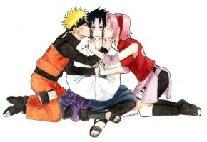 Team 7 Love by incaseyouart