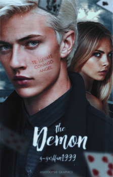 The Demon [Wattpad Cover] by BeMyOopsHi