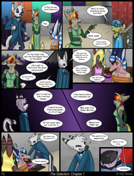 The Selection - page 15 by AlfaFilly