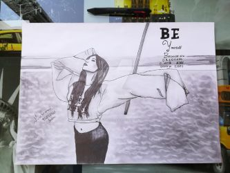 Jessica O. (The Veronicas) Drawing by MissVeronici