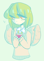 *thinks about nageki* *cries* by alienating
