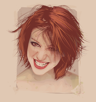 Alyson Hannigan by verucasalt82