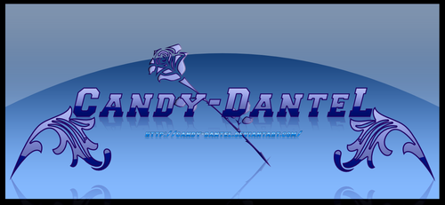candy-dantel Placard by TheRedCrown
