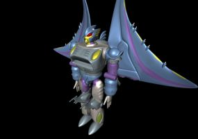 Depth Charge Finished 1 by WishmasterInRlyeh