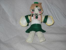 Sailor Jupiter Type A Small Plushie by SageMint