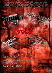 Poster HC in Tabor vol.3 - 3 by Kajry